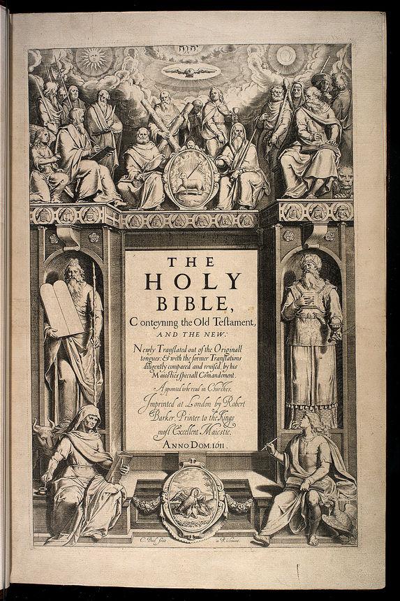 HOLY BIBLE 1611 KJV PDF DOWNLOAD